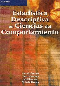 Estadistica Descriptiva en Ciencias del Comportamiento