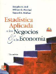 Estadistica Aplicada a los Negocios y a la Economia CD