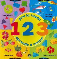 1 2 3 gira la rueda aprende a contar