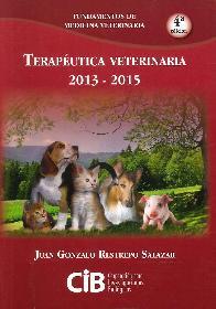 Terapéutica Veterinaria 2013 - 2015