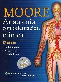 Anatomía con orientación clínica Moore