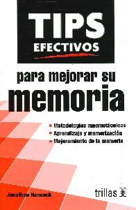 Tips efectivos para mejorar su memoria