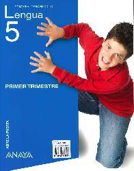 3 Lengua 5 + Taller de escritura 5
