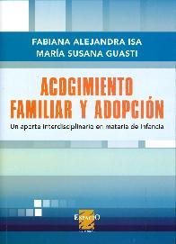Acogimiento familiar y adopción