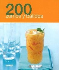 200 zumos y batidos
