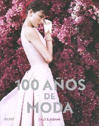 100 años de moda
