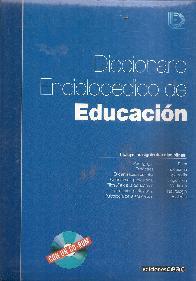 Diccionario Enciclopedico de la Educacion con CD