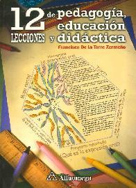 12 Lecciones de pedagogía, educación y didáctica