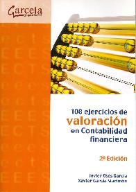108 Ejercicios de Valoración en Contabilidad Financiera
