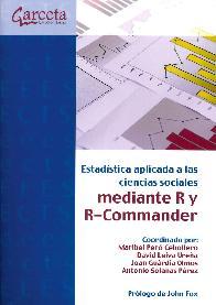 Estadística aplicada a las ciencias sociales mediante R y R-Commander