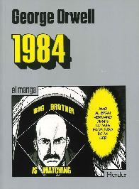 1984  Big Brother is Watching El manga