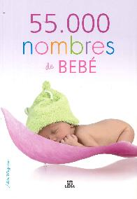 55000 nombres de bebé