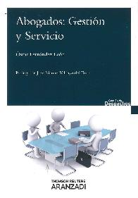 Abogados : gestión y servicio