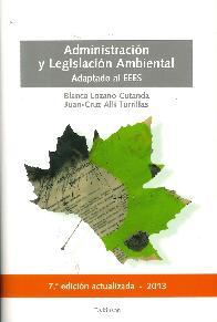 Administración y Legislación Ambiental