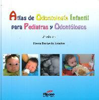 Atlas de odontología infantil para pediátras y odontólogos