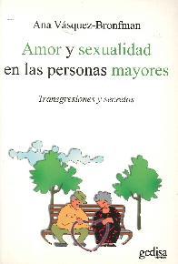 Amor y sexualidad en las personas mayores