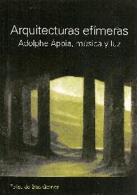 Arquitecturas efímeras