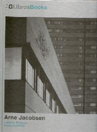 2 G Libros Book Arne Jacobsen Edificios Públicos Public Buildings