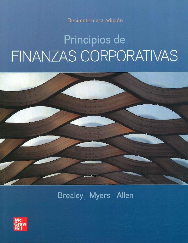 Principios de Finanzas Corporativas con Connect por 12 meses