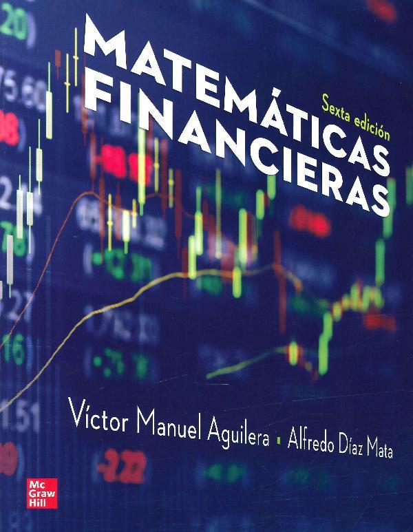 Matemáticas Financieras con Connect por 12 meses