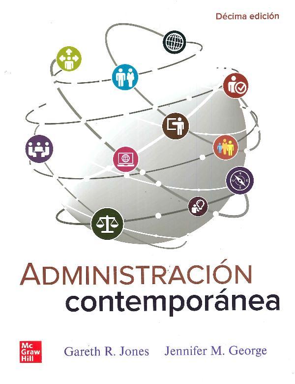 Administración Contemporánea con Connect por 12 meses