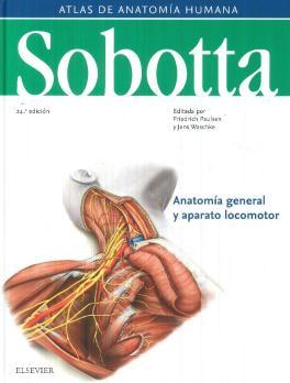 Atlas de Anatomía Humana 3 Tomos + Tabla Sobotta