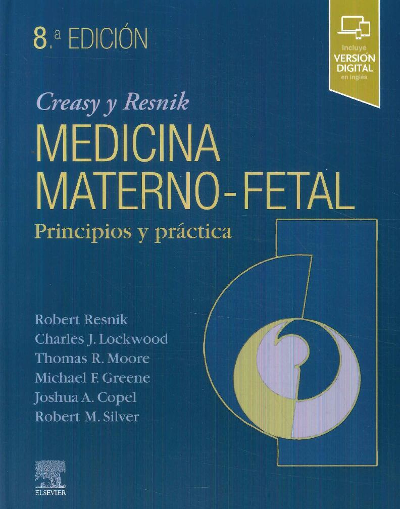 Medicina Materno-Fetal Creasy y Resnik