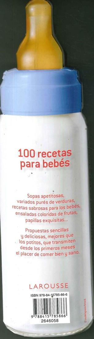 100 Recetas para Bebés