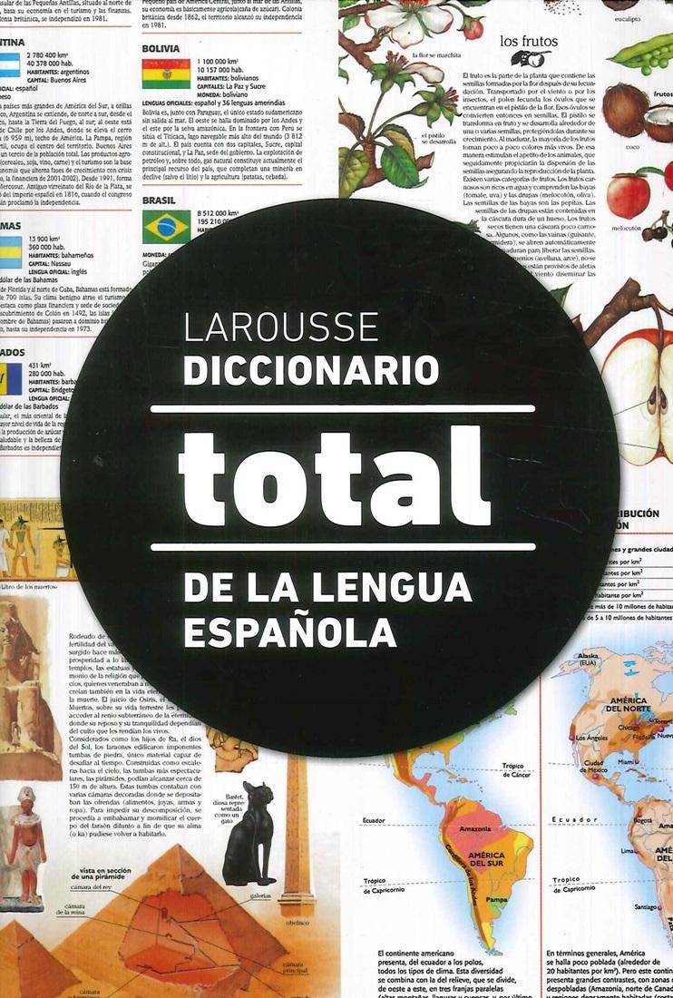Larousse Diccionario Total de la Lengua Española