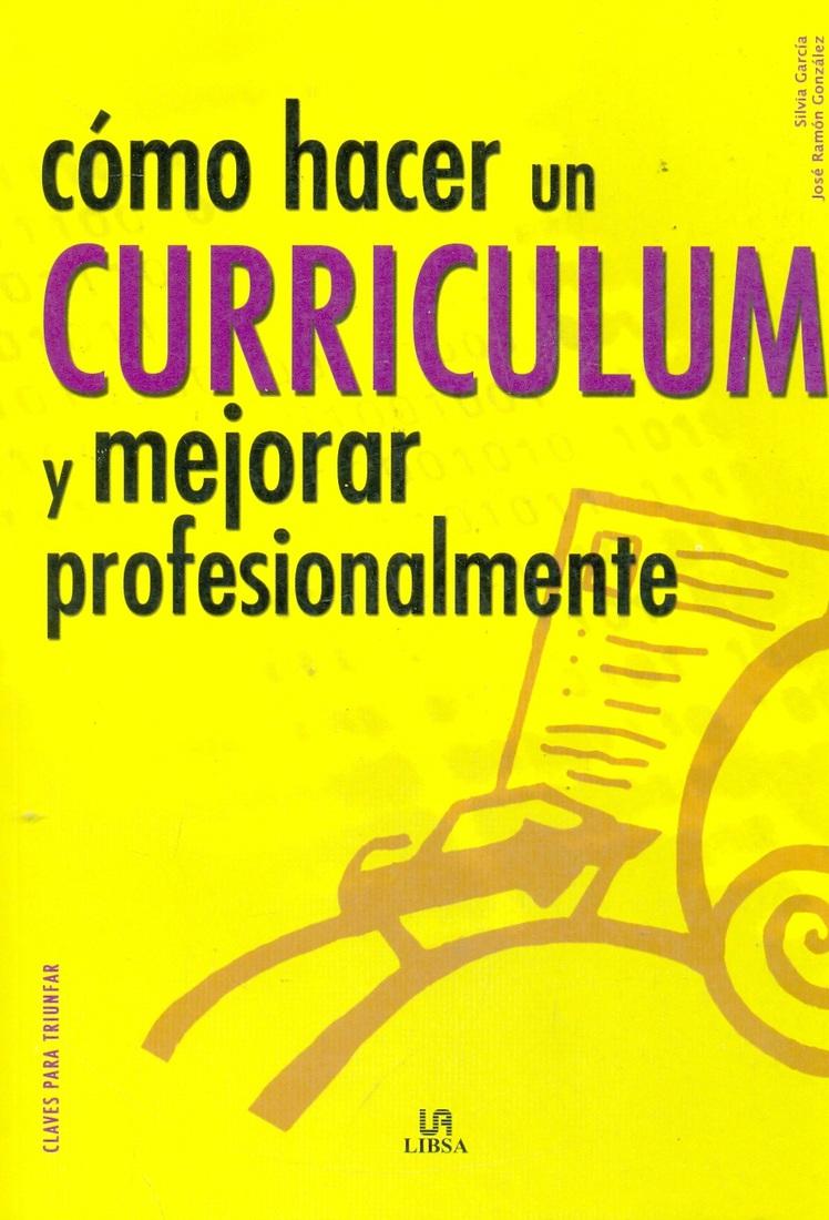 Como hacer un curriculum y mejorar profesionalmente