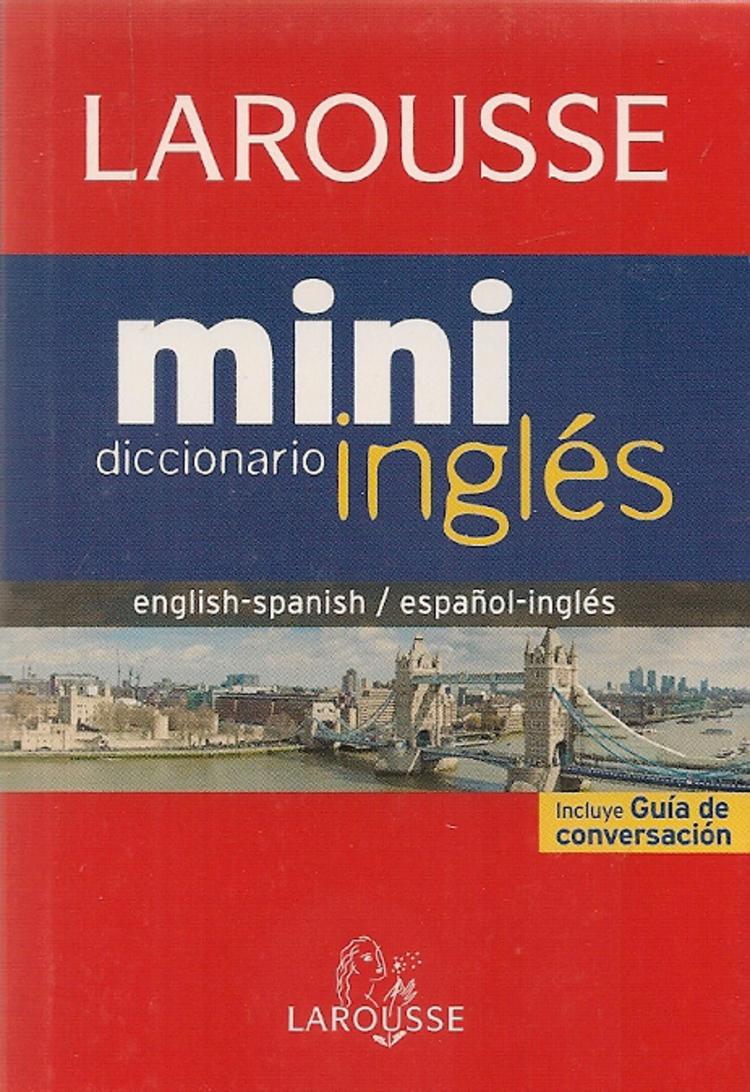 Larousse Mini Diccionario Inglés