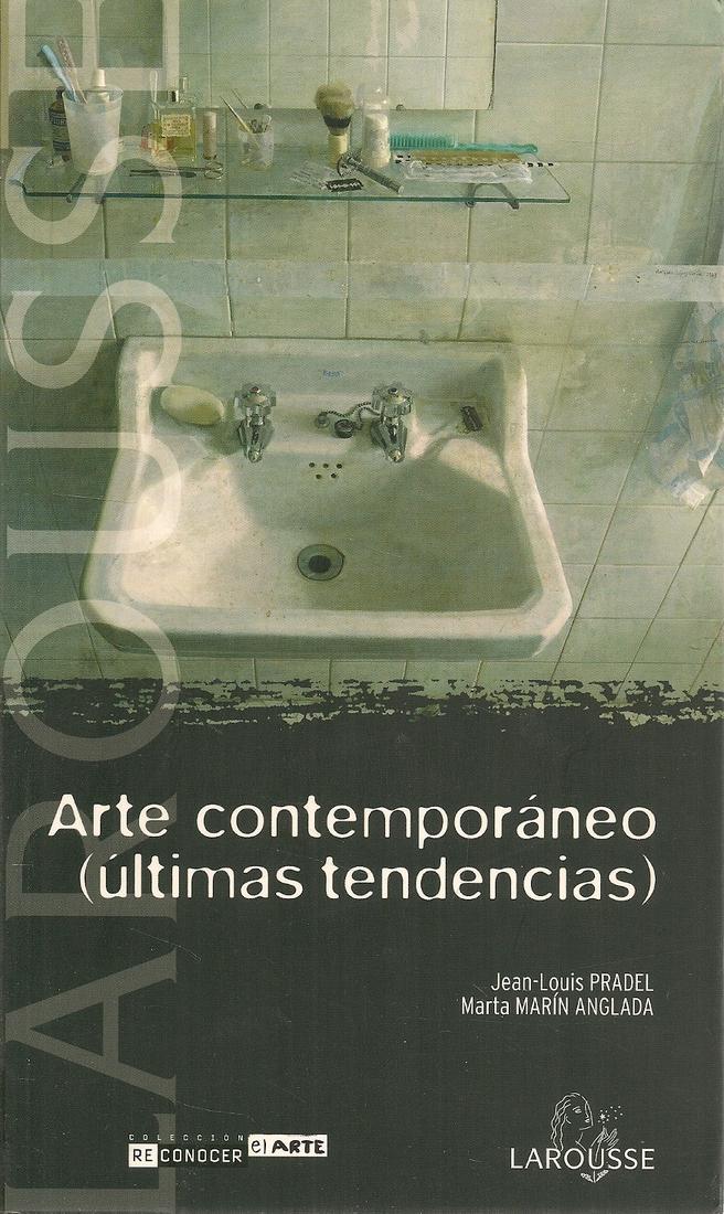Arte contemporaneo (ultimas tendencias)