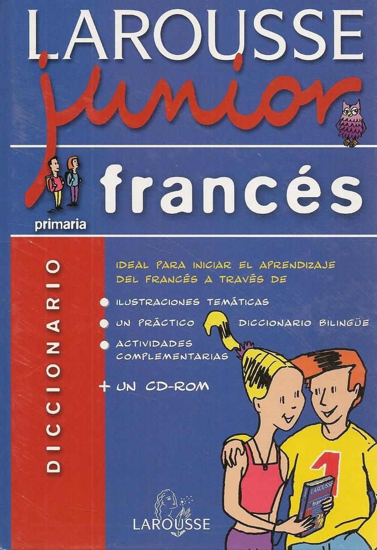 Larousse Junior Frances Diccionario +CD