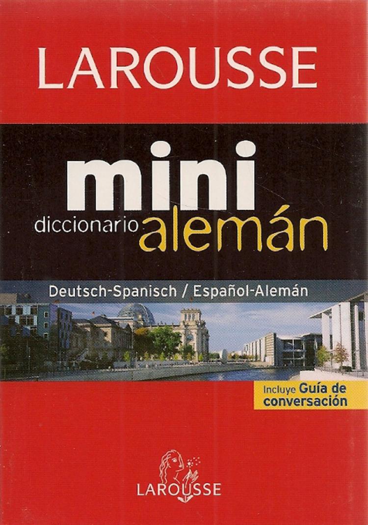 Larousse Mini Diccionario Aleman