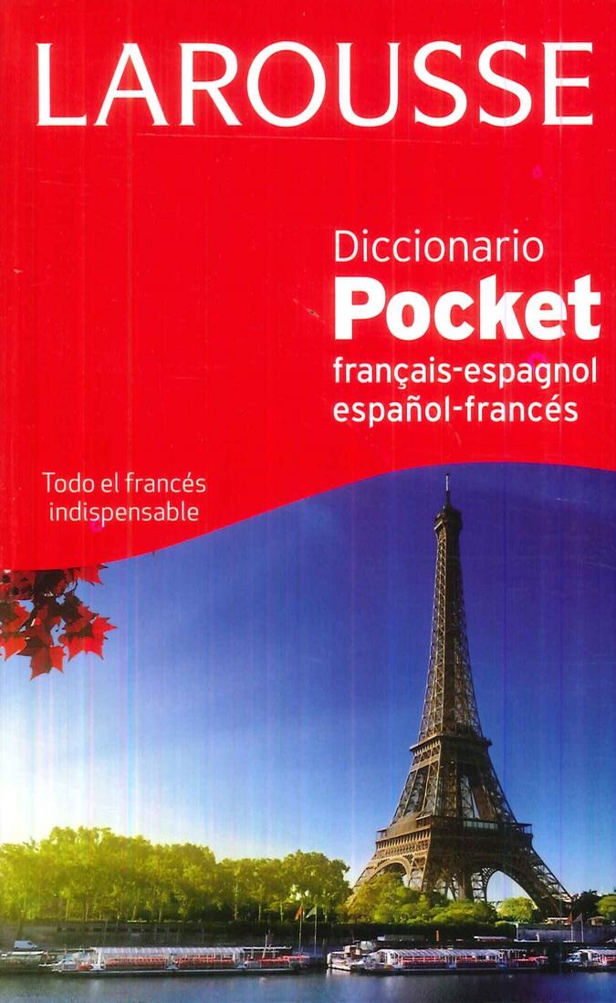 Larousse Diccionario Pocket Francais Espagnol Español Francés