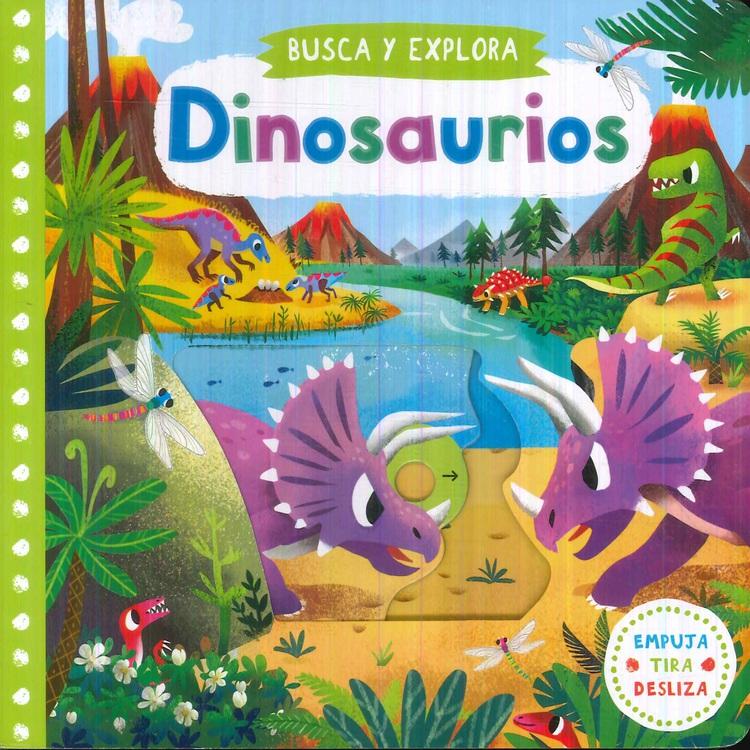 Dinosaurios Busca y Explora