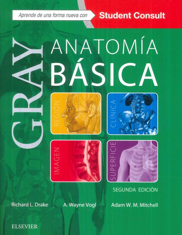Gray Anatomía Básica