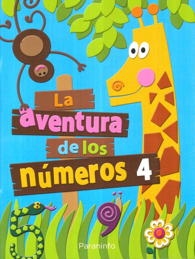 La aventura de los números 4