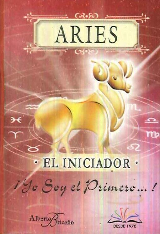 Aries, el iniciador