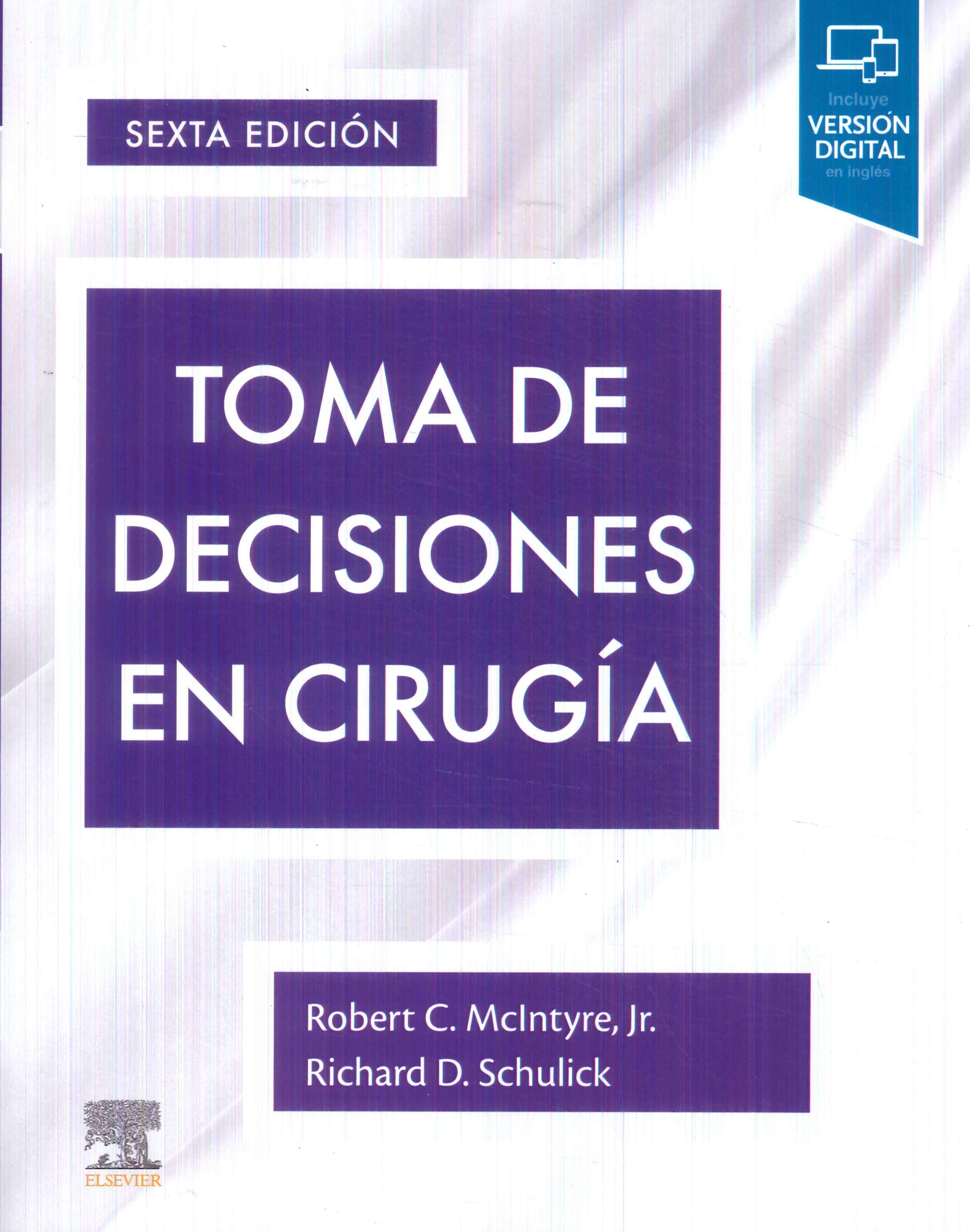 Toma de decisiones en Cirugía