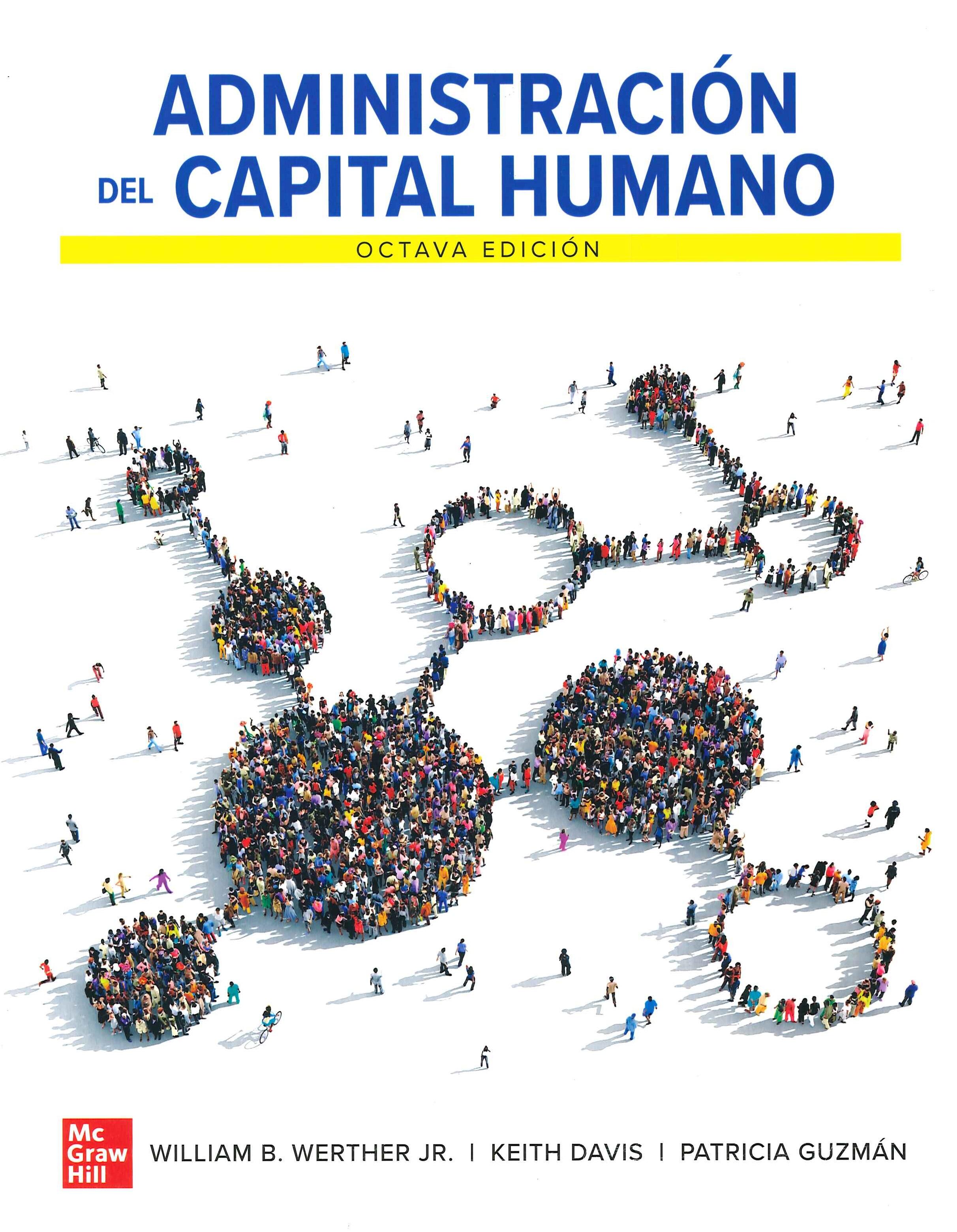 Administración del Capital Humano con Connect por 12 meses