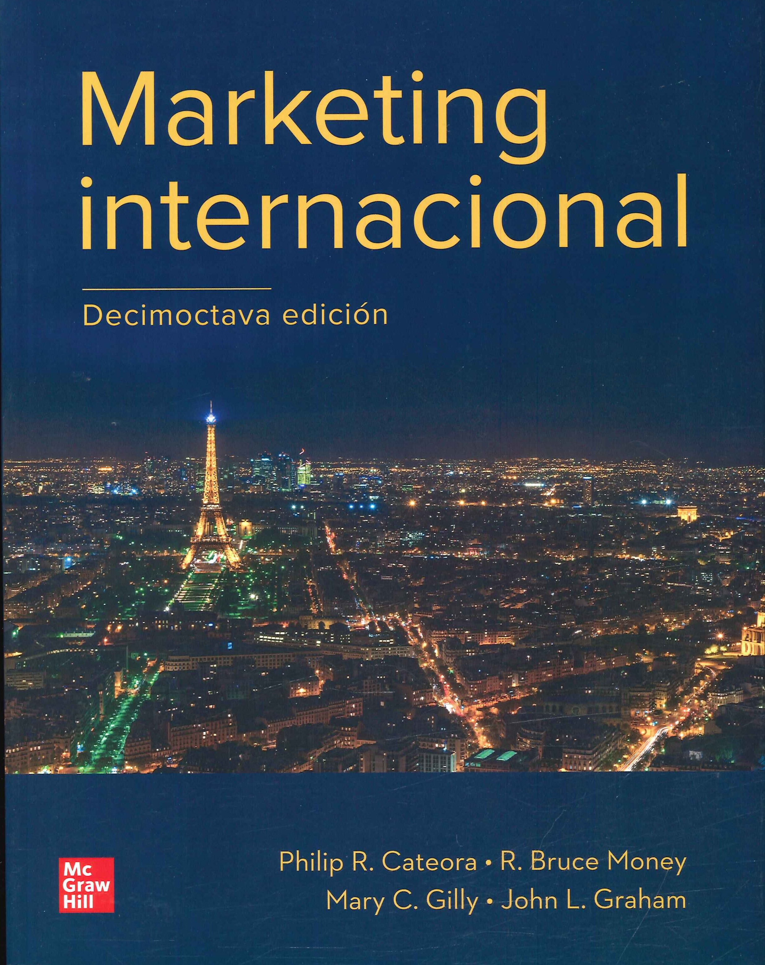 Marketing Internacional con Connect por 12 meses
