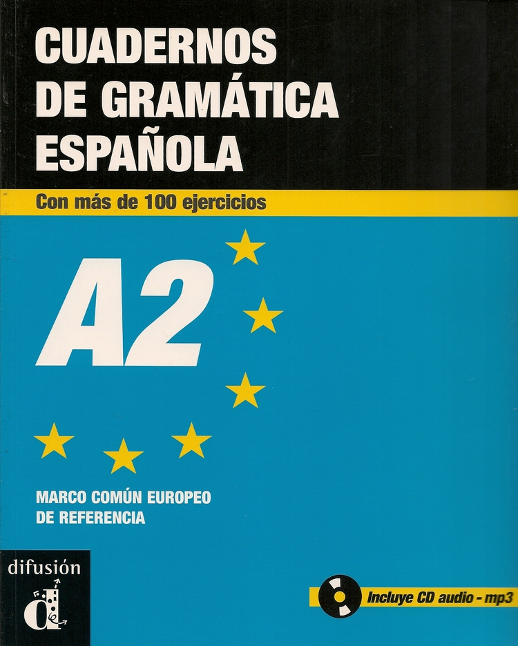 Cuadernos de gramatica española A 2