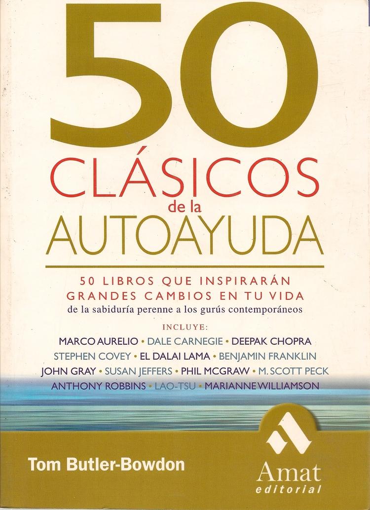 50 clasiscos de la autoayuda