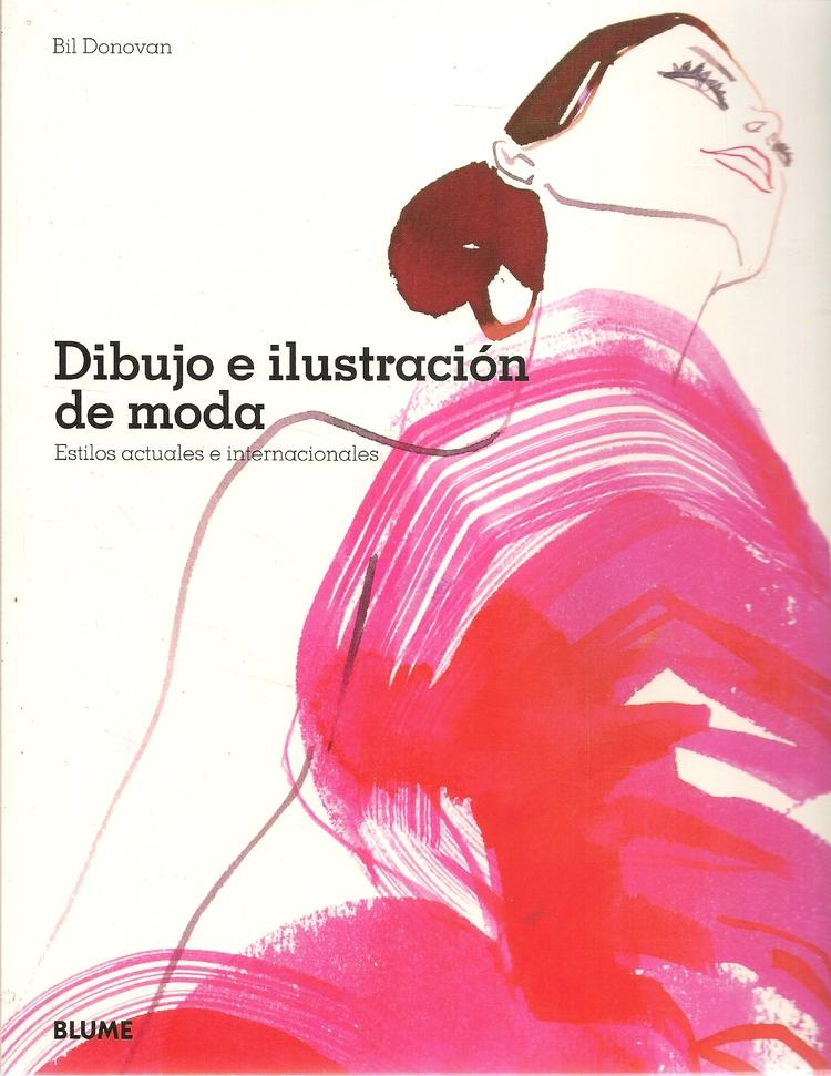 Dibujo e ilustración de moda.