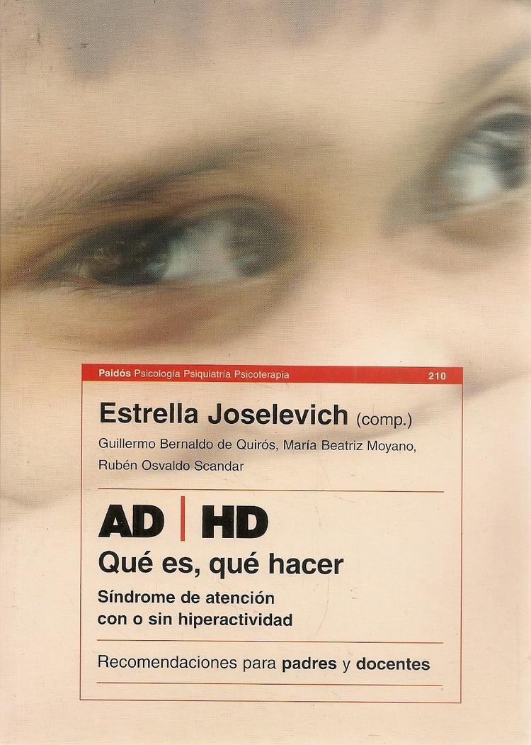 AD/HD Sindrome de deficit de atencion con o sin hiperactividad