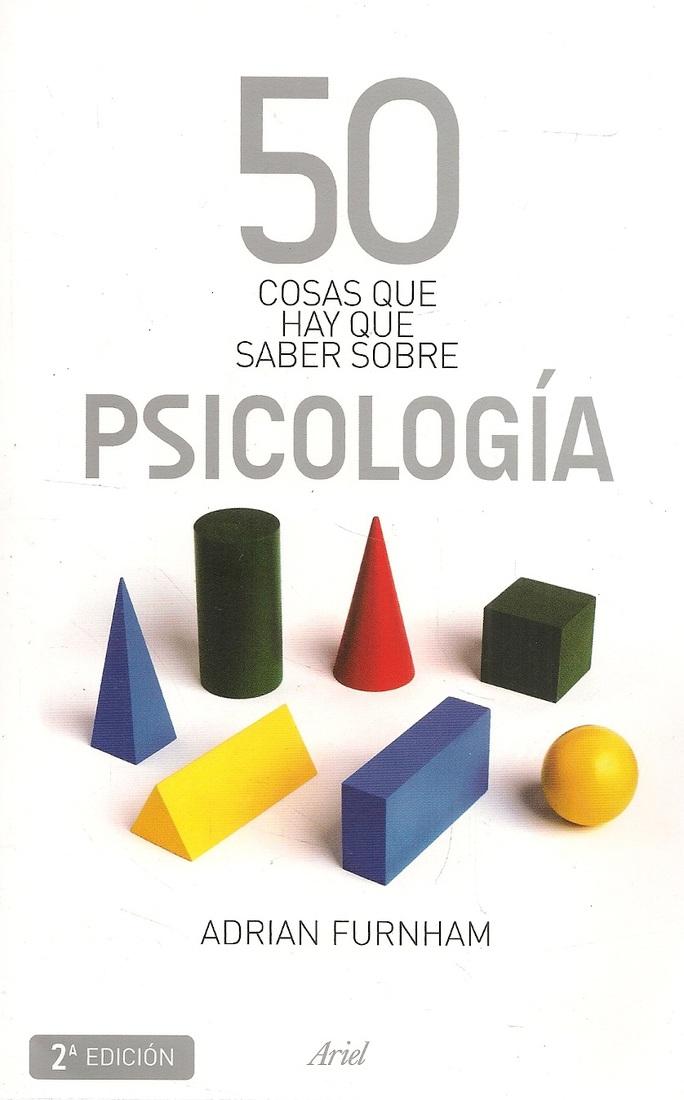 50 cosas que hay que saber sobre Psicología