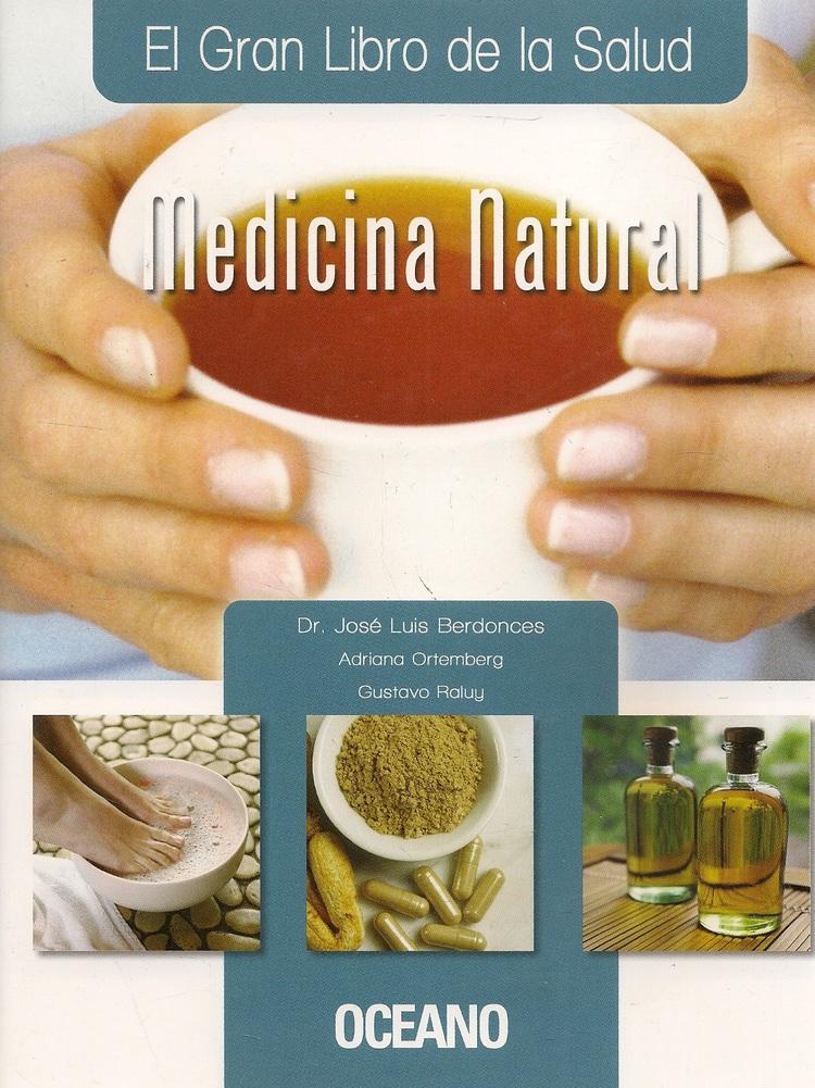 El gran libro de la Salud Medicina Natural - 3 Tomos