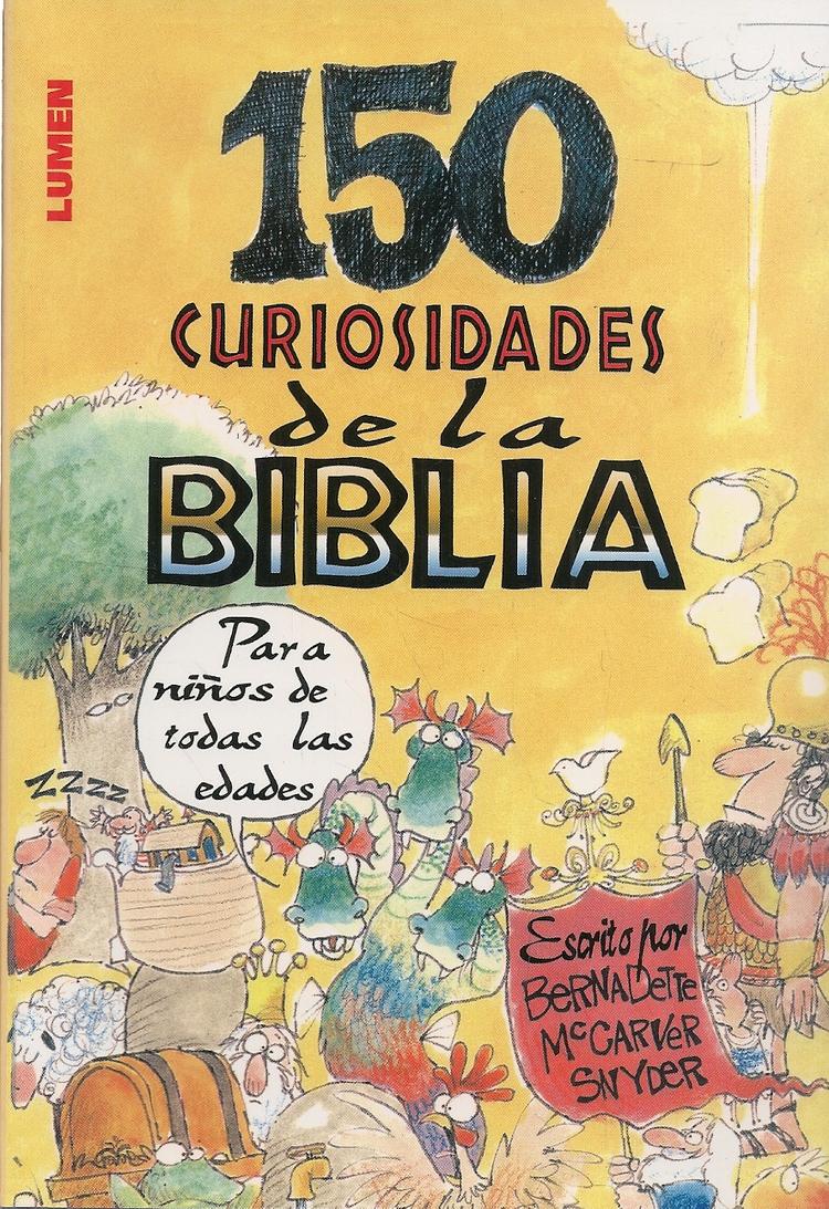 150 Curiosidades de la Biblia