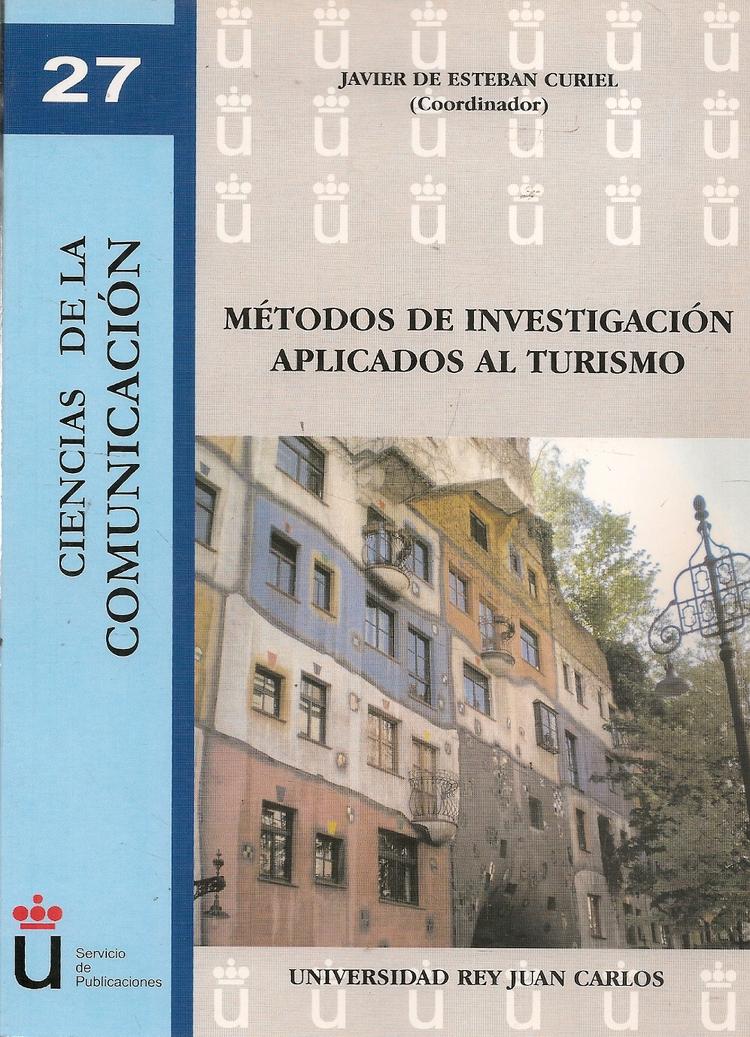 Métodos de investigación aplicados al turismo 27